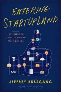 [해외]Entering Startupland (Hardcover)
