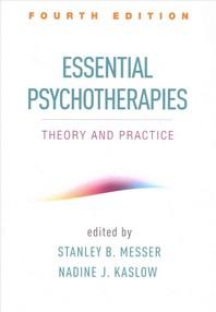 [해외]Essential Psychotherapies, Fourth Edition