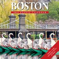 [해외]Boston 2021 Wall Calendar