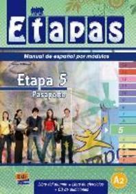 Etapas Level 5 Pasaporte - Libro del Alumno/Ejercicios + CD