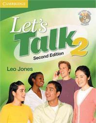 Lets Talk 2 (Second Edition)(CD 1장 포함)(Let's Talk 시리즈