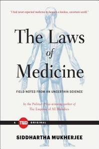 [해외]The Laws of Medicine (Hardcover)