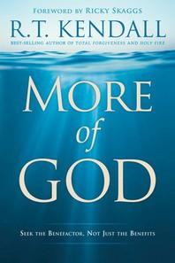 [해외]More of God (Paperback)
