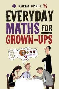 [해외]Everyday Maths for Grown-Ups (Hardcover)
