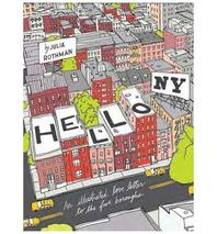 [해외]Hello, NY (Hardcover)