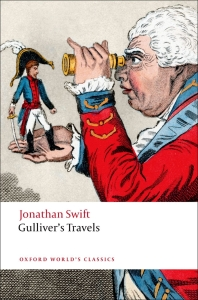 Gulliver's Travels (Oxford World Classics) (New Jacket)