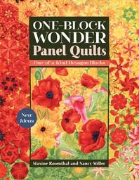 [해외]One-Block Wonder Panel Quilts