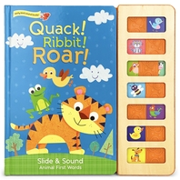 Quack! Ribbit! Roar!