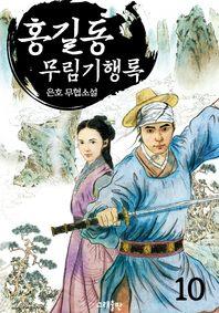 홍길동! 무림기행록(武林記行錄). 10(완결)