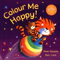 Colour Me Happy!(CD1장포함)(Pictory PS 20)