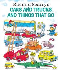 [해외]Richard Scarry's Cars and Trucks and Things That Go