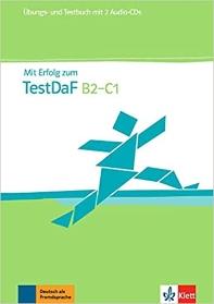 [해외]Mit Erfolg zu Test DaF. ?bungs- und Testbuch + 2 Audio-CDs