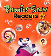 PHONICS SHOW READERS. 4: DOUBLE LETTER SOUNDS(CD1장포함)