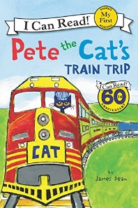 [해외]Pete the Cat's Train Trip