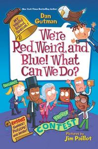 [해외]We're Red, Weird, and Blue! What Can We Do? (Library Binding)