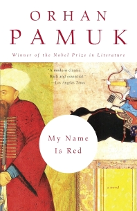 My Name Is Red(Paperback)