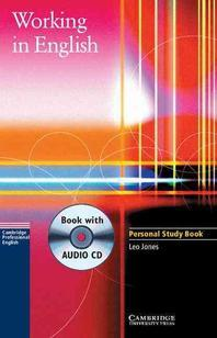 Working in English Personal Study Book [With CD (Audio)]