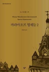 까라마조프 형제들. 2(창비세계문학 86)