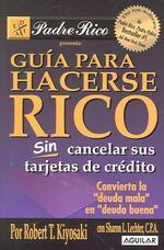 [해외]Guia Para Hacerse Rico Sin Cancelar Sus Tarjetas de Credito (Paperback)