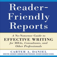 [해외]Reader-Friendly Reports