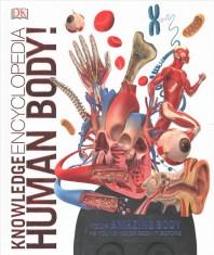 [해외]Knowledge Encyclopedia Human Body!