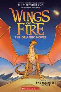 [해외]The Brightest Night (Wings of Fire Graphic Novel #5)