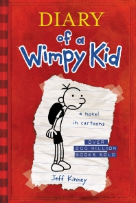 [해외]Diary of a Wimpy Kid (Diary of a Wimpy Kid #1)