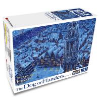 플란다스의 개 직소퍼즐 1014pcs: 플랑드 성당의 겨울(인터넷전용상품)
