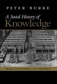 [해외]A Social History of Knowledge (Paperback)