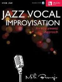 [해외]Jazz Vocal Improvisation