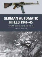 German Automatic Rifles 1941-45