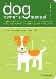 [해외]The Dog Owner's Manual (Paperback)
