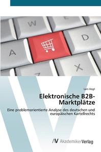 Elektronische B2B-Marktpl?tze