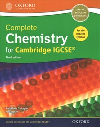 [해외]Complete Chemistry for Cambridge Igcse Student Book and Workbook Pack