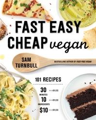 [해외]Fast Easy Cheap Vegan
