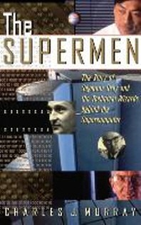 [해외]The Supermen (Hardcover)
