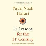 [해외]21 Lessons for the 21st Century (Compact Disk)