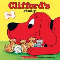 [해외]Clifford's Family (Classic Storybook)