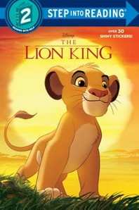 [해외]The Lion King Deluxe Step Into Reading (Disney the Lion King)