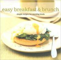 [해외]Easy Breakfast & Brunch (Hardcover)