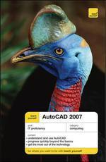 [해외]Teach Yourself Auto CAD 2007