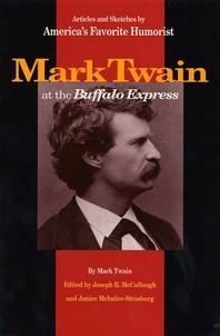 Mark Twain at the Buffalo Express