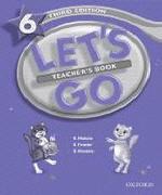 [보유]LET S GO. 6 (TEACHER S BOOK)