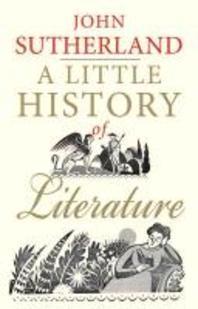 [해외]A Little History of Literature (Hardcover)