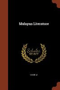 [해외]Malayan Literature (Paperback)