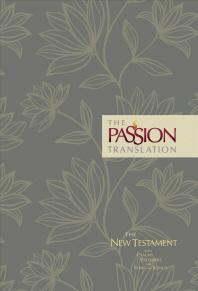 [해외]The Passion Translation New Testament (Floral)