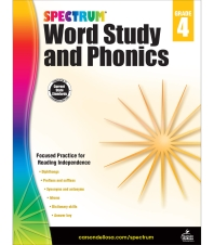 Spectrum Word Study and Phonics Grade. 4