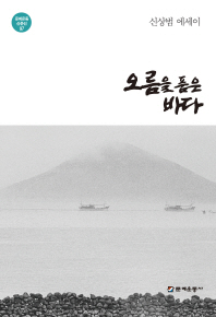 오름을 품은 바다(문예운동 산문선 97)