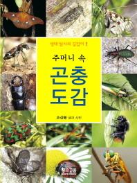 주머니 속 곤충 도감(생태 탐사의 길잡이 1)
