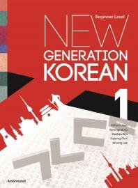 NEW GENERATION KOREAN. 1: Beginner Level